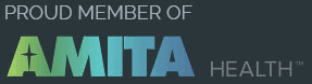 proud member of amita health